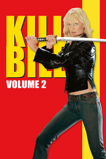 Poster of Kill Bill: Vol. 2