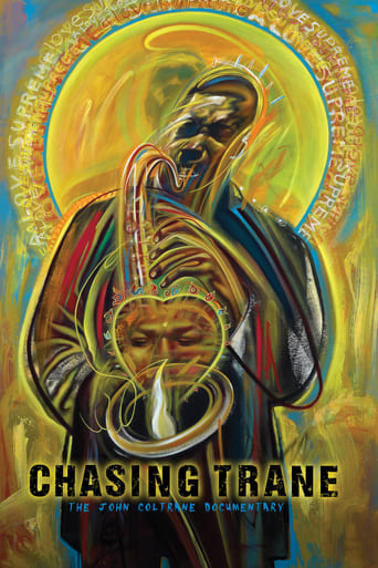 Poster of Chasing Trane: The John Coltrane Documentary