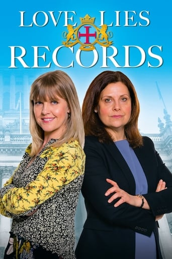 Poster of Love, Lies & Records