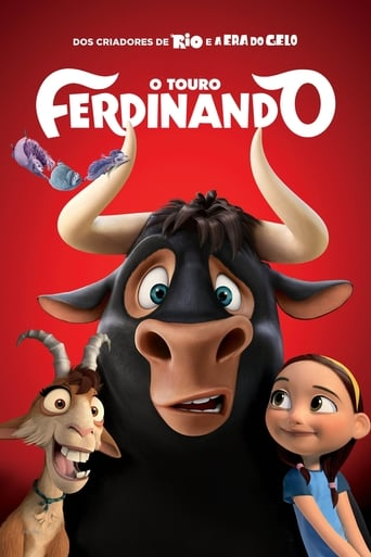 O Touro Ferdinando Torrent (2018) Dual Áudio / Dublado 5.1 BluRay 720p | 1080p – Download