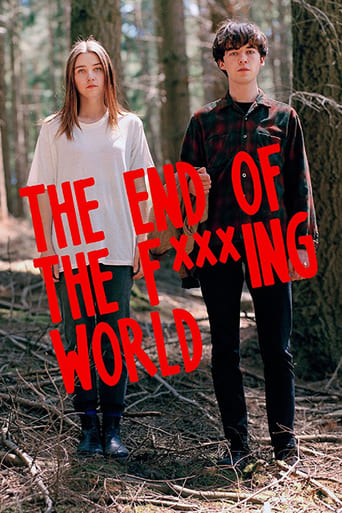 2017 The End of the F***ing World