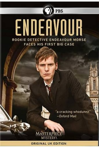Jaunasis Morsas / Endeavour (2012) žiūrėti online