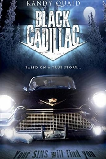 Poster of Black Cadillac