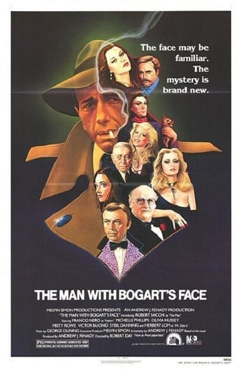 Poster of The Man With Bogart's Face