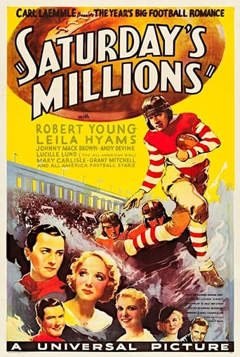Poster of Saturday's Millions
