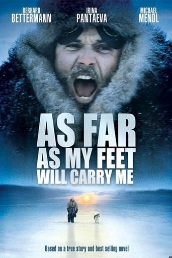 Poster of As Far As My Feet Will Carry Me