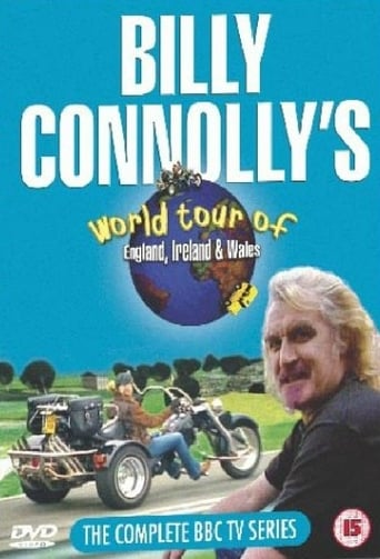 Poster of Billy Connolly's World Tour of England, Ireland and Wales