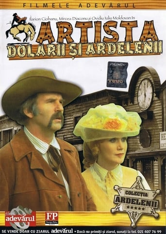 Poster of The Actress, the Dollars and the Transylvanians