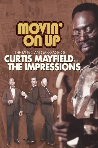 Poster of Curtis Mayfield: Movin' On Up - The Music And Message Of Curtis Mayfield And The Impressions