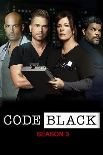 Código Negro 3ª Temporada - Poster