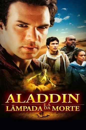 Aladdin e a Lâmpada da Morte - Poster