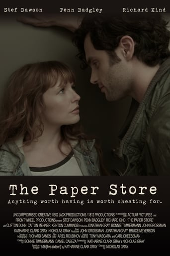 Poster of The Paper Store