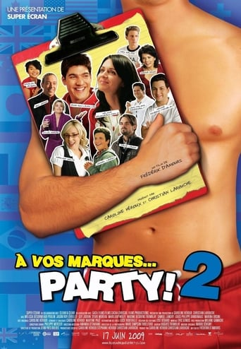Poster of À vos marques... Party! 2