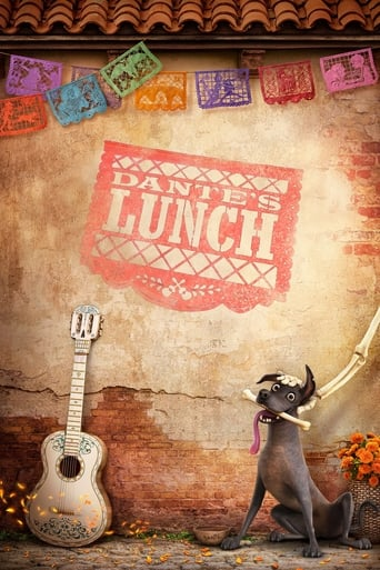 Poster of Dante's Lunch