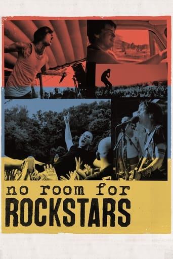 No Room for Rockstars - The Vans Warped Tour