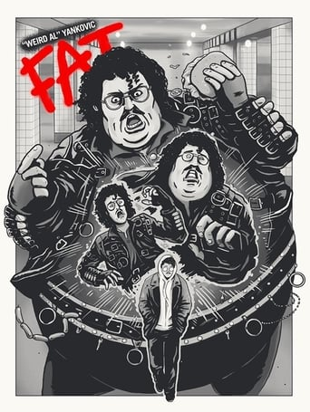 Poster of 'Weird Al' Yankovic: Fat
