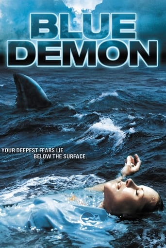 Poster of Blue Demon