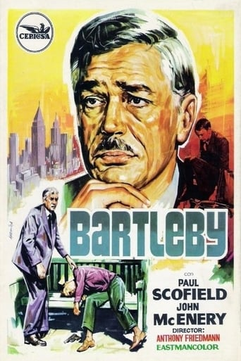 Poster of Bartleby