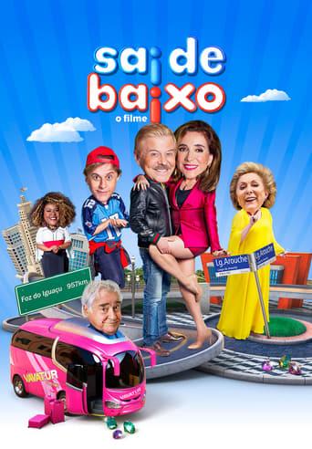Sai de Baixo - O Filme - Poster