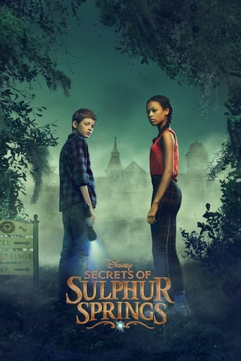 Secrets of Sulphur Springs Poster