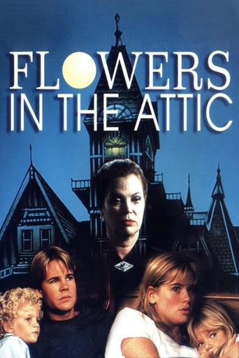 Poster of Flowers in the Attic