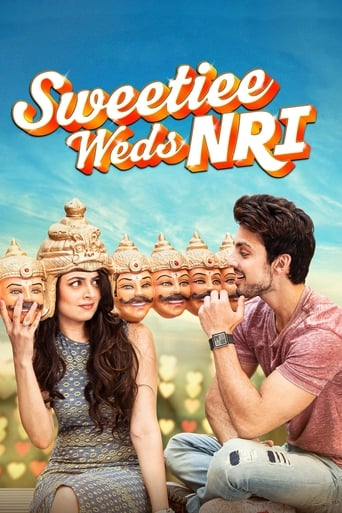 Poster of Sweetiee Weds NRI