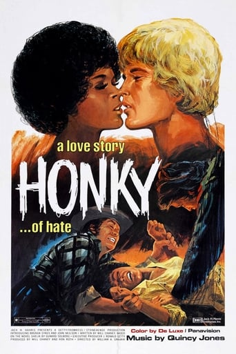 Poster of Honky
