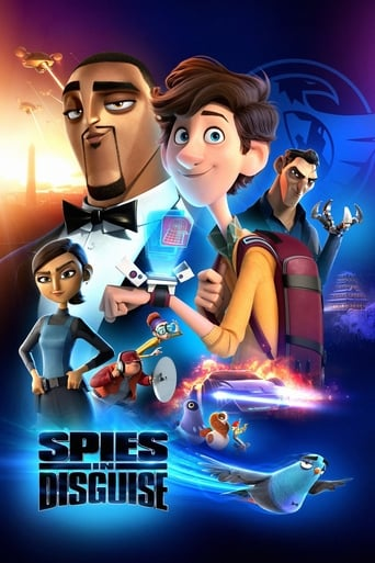 Poster Spies in Disguise (2019