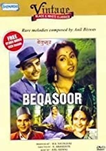 Poster of Beqasoor