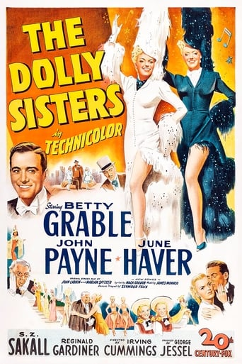 Poster of The Dolly Sisters
