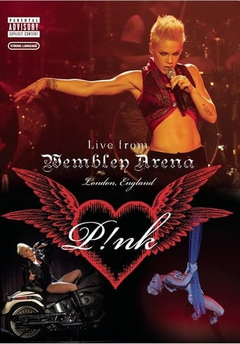 Poster of Pink - Live from Wembley Arena