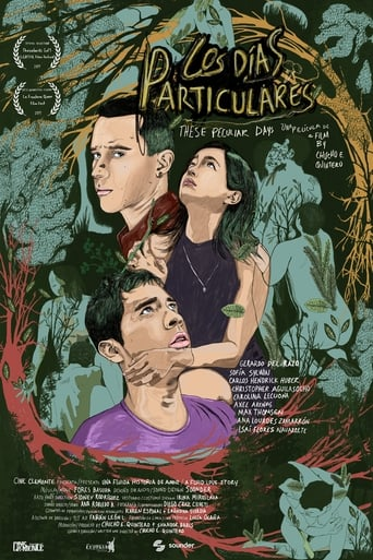 Poster of These Peculiar Days