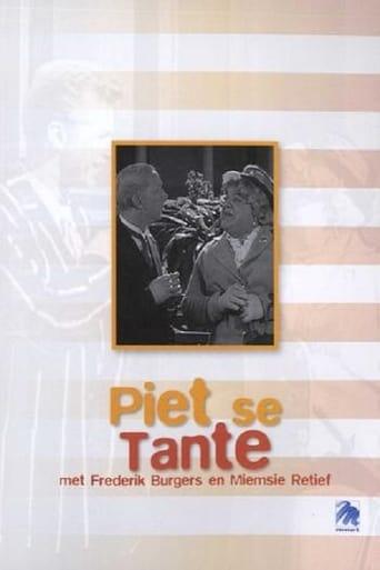 Piet's Aunt Movie Poster