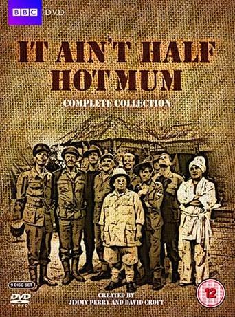 Poster of It Ain't Half Hot Mum