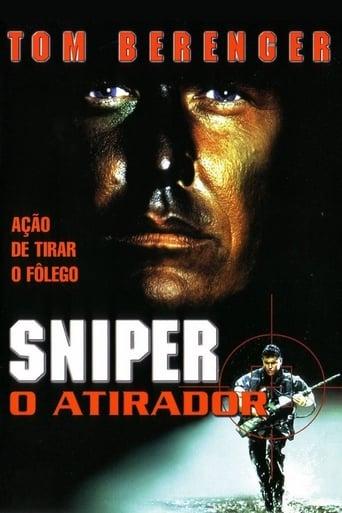 Sniper, O Atirador - Poster