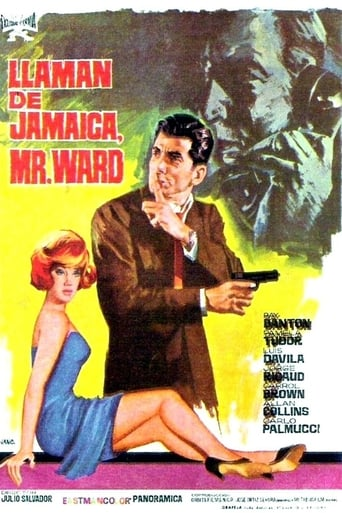 Watch Llaman de Jamaica, Mr. Ward Online Free Putlocker