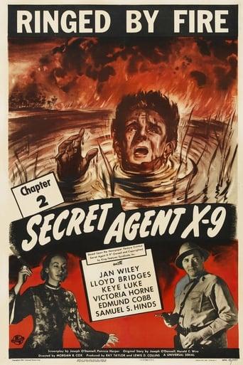 Poster of Secret Agent X-9