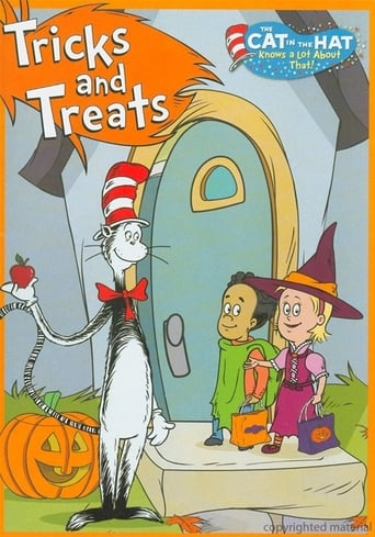 Cat in the Hat: Tricks and Treats Jacob Ewaniuk  - Nick