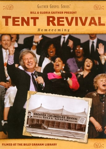 Poster of Tent Revival Homecoming
