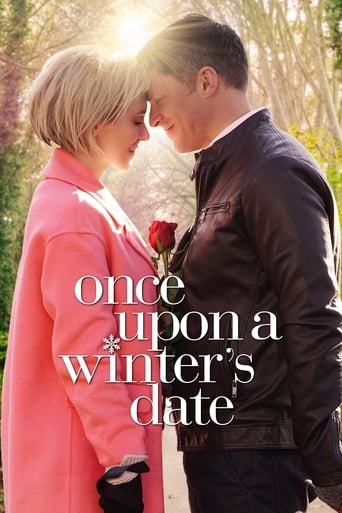 Poster of Once Upon a Winter's Date