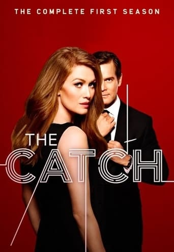 Gaudynės / The Catch (2016) 1 Sezonas