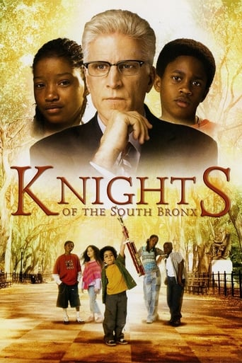 Poster of Knights of the South Bronx
