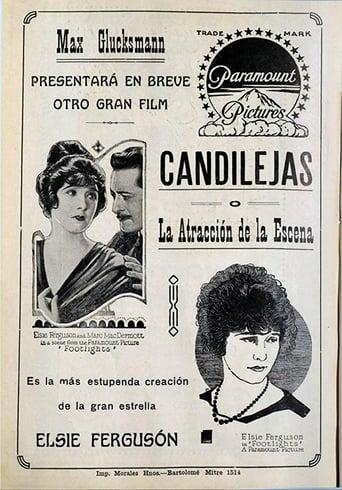 Poster of Footlights