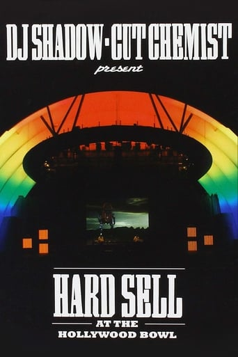 DJ Shadow and Cut Chemist present: Hard Sell At The Hollywood Bowl