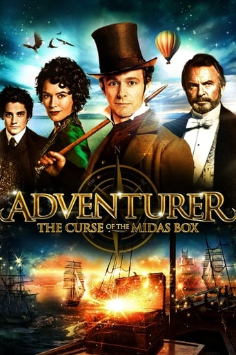 Poster of The Adventurer: The Curse of the Midas Box