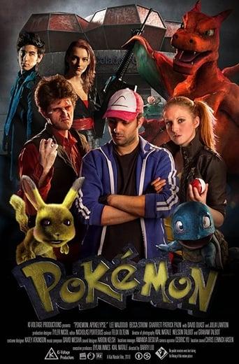 Poster of Pokémon Apokélypse