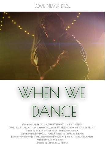 Poster of When we Dance