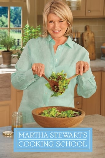 Poster of Martha Stewart's Cooking School