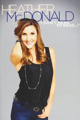 Poster of Heather McDonald: I Don't Mean to Brag