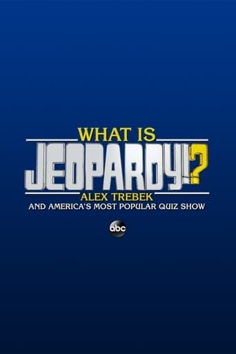 Poster of What Is Jeopardy!?: Alex Trebek and America's Most Popular Quiz Show